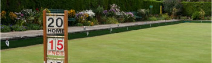 Oundle Bowling Club Competition Finals