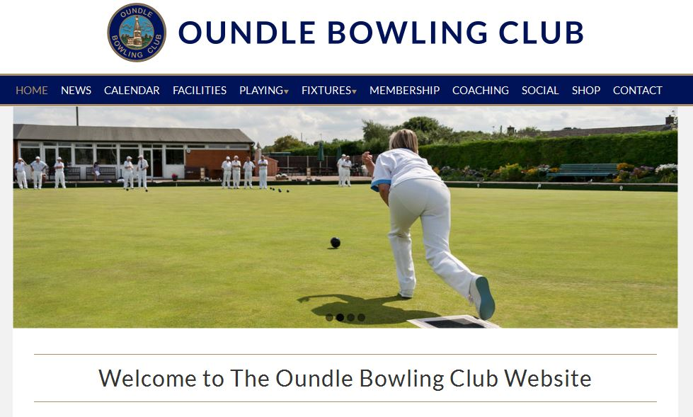 New Club Website Launched
