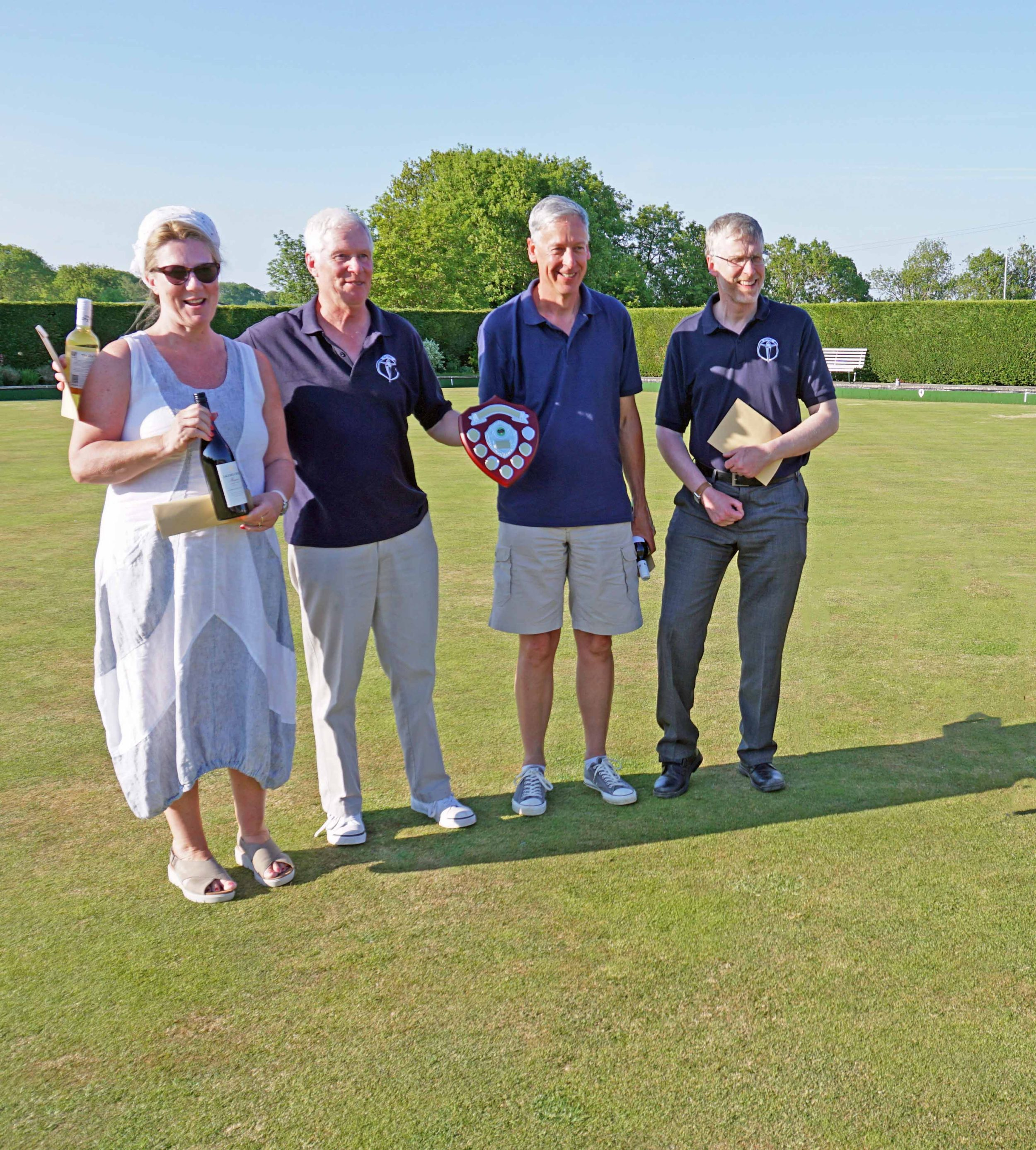 Oundle Town Sports Clubs V Oundle Bowling Club